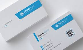 business card tamplate clean professional business card template on behance