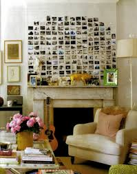 cheap decorating and design ideas for living room walls photo of