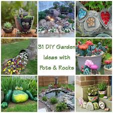 31 diy awesome garden ideas with pots