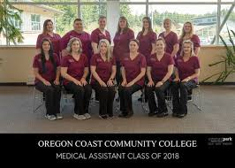 Medical Assistant Certificate Oregon Coast Community College