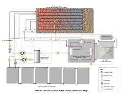 energy ground source heat pump Trane Heat Pump Wiring Diagram the heat pump system parts are spread