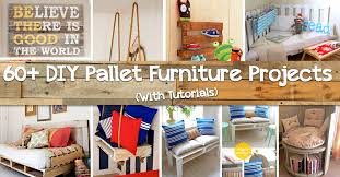 60 diy projects that will redefine the way you see pallet furniture