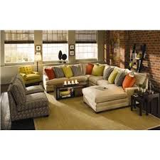 Sam Moore Margo Extra Wide Sectional Sofa