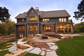 Rustic Contemporary Country Home