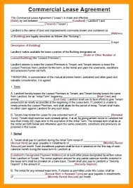 Agreement In Word Fascinating Office Lease Template Free Office Rental Agreement Lease Template
