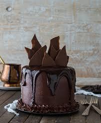 Chocolate Chocolate Cake The First Year
