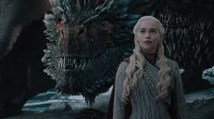CGI from TV series Game of Thrones