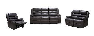 w7 ria recliner leather sofa