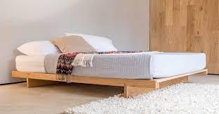japanese style bed. Beautiful Japanese Low Fuji Attic Platform Bed No Headboard On Japanese Style