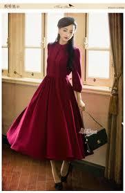 Cheap vintage classic dresses