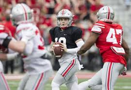 Ohio State Roster 2018 Depth Chart Patience Might Be Important For Both Tate Martell Ohio