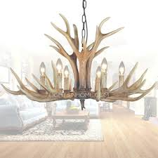resin antler chandelier white faux antler chandelier uk regarding faux antler chandelier gallery 41