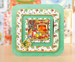 261 Best Christmas Cards Images On Pinterest   Papercraft ...