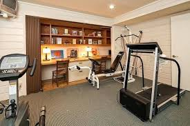 Home office in garage One Bedroom Apartment Marvelous Garage Office Ideas Garage Gym Design Ideas Home Gym Ideas Home Office Garage Remodel Ideas Small Garage Office Ideas Tohoest Marvelous Garage Office Ideas Garage Gym Design Ideas Home Gym Ideas