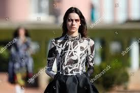 Portugal Designers Model Presents Creation By Portuguese Designers Marta