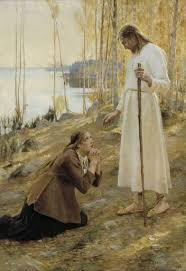 <b>Christ and Mary</b> Magdalene, a Finnish Legend - Albert Edelfelt ...