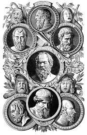 Resultado de imagen de Grandes pensadores en la Grecia clásica pensaron en un mundo infinit`'