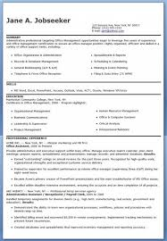 Free Resume Samples For Administrative Assistant Interesting Free Download Sample Fice Assistant Resume Sample Job Hunting Www