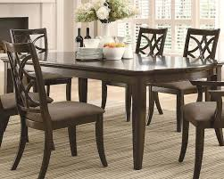 Dining Table Co Dining Table W Leaf Extensions Meredith Co 103531