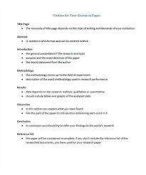 high school outline format high school research paper outline related high school research