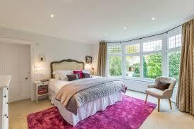 Raspberry Bedroom Adult Bedrooms Amc Design