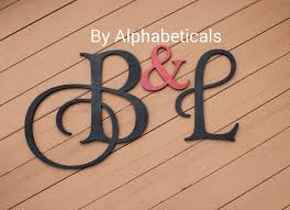 wooden initial monogram initials wooden signs wall decor wooden wall monograms for nursery