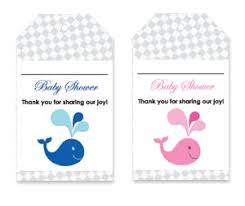 Free Printable Baby Shower Thank You TagsBaby Shower Tag