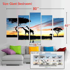 how to hang your art on typical wall art size with castle with fireworks 5 panel canvas wall art wise finds smart buys