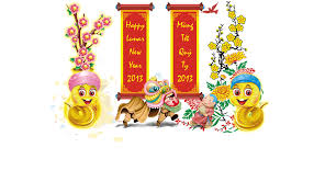 The holiday incorporates elements of the us thanksgiving, halloween, birthday and new year's day. Happy Vietnamese Lunar New Year 2013 Zootemplate
