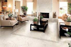 modern concept white tile floor living room tile flooring ideas for living room in white and