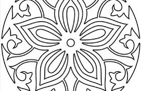 Free Printable Mandala Coloring Pages Adults Or Mandala Printable