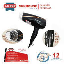 Ready Stock Máy sấy tóc sunhouse SHD2306 - Bảo hành 12 tháng [ Có ảnh thực  tế ] tại Hà Nội