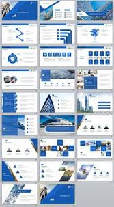 Company History Milestones In A Timeline Powerpoint Template ...