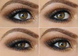 hazel eyes on the best of days can look brown if you really want to bring out those brown hues why not do your eyeshadow up right and throw in