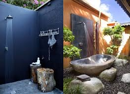 outdoor shower beach house photo 5