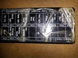 kubota l4200 fuse box cover photo needed kubota l4200 fuse box cover photo needed fusecoverl4200gstc jpg