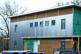 corrugated aluminum siding sophisticated corrugated m siding types metal within cost of panels home depot corrugated