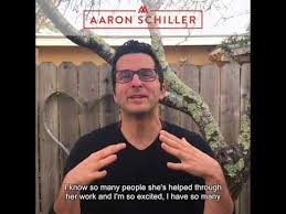 Aaron Schiller talks about The Year of Manifestation - YouTube