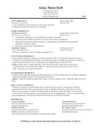 High School Resume Format For College Application Resume Creator