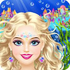 magic mermaid s makeup dress up salon game free 1 2