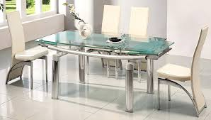 round glass dining tables and chairs rectangle glass dining table set extending glass dining table and