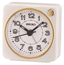 qhe144w new seiko travel alarm clock