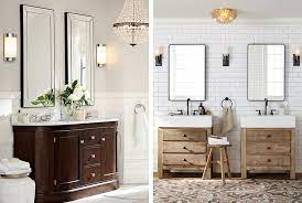 How To Light Up Your Bathroom Pottery Barn
