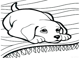 cute puppies coloring pages to print puppy coloring pages printable free able free printable cute puppy