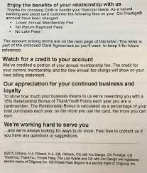 Citi Mistakes Offer Targeted Consumers 1k Thankyou Points Bank