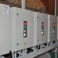 Шкафы управления вибродиагностики и токораспределения estl  estl control l mini бюджетные шкафы управления насосами для водоотведения