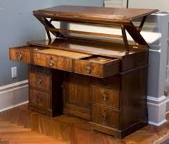 antique standing desk. Delighful Desk Antique George III Mahogany Architectu0027s Desk  Circa 1790 In The  Inside Standing G