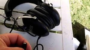 Metal detector Headphones <b>Koss QZ-99</b> 2014 EN HD - YouTube