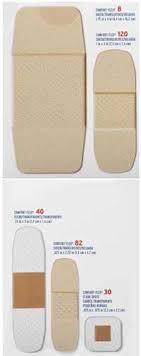 Band Aid Size Chart Mabel Hofman Band Aid Brand Adhesive Bandages Assorted