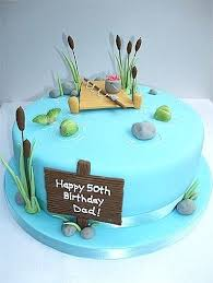 Fishing Cake Ideas For Birthday Cupcreations Party